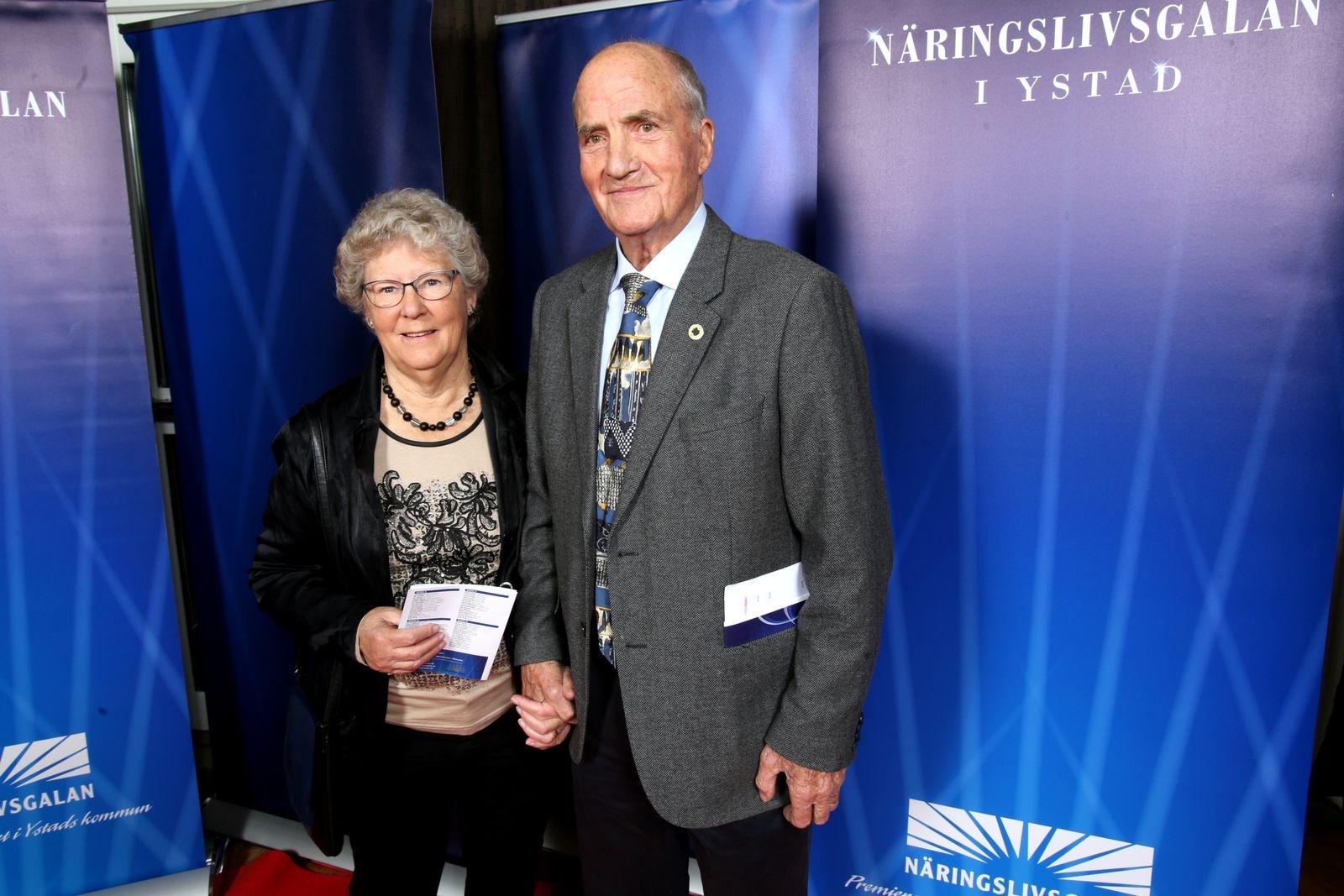 Britt Månsson och Olle Månsson, Årets hederspris 2017