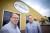 Claes Cedergren, ägare och vd, och Krister Axelsson, som är anställd i företaget och även sitter i styrelsen, kan se tillbaka på en tuff vinter. I september ska de första äggen lämna anläggningen efter fågelinfluensautbrottet.