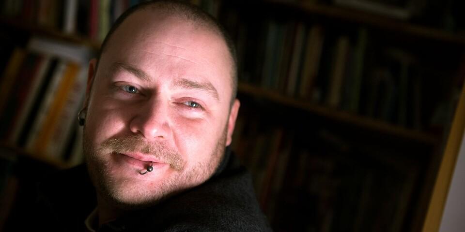 Freke Räihä, författare och skrivlärare vid Österlen folkhögskola, bosatt i Degeberga.