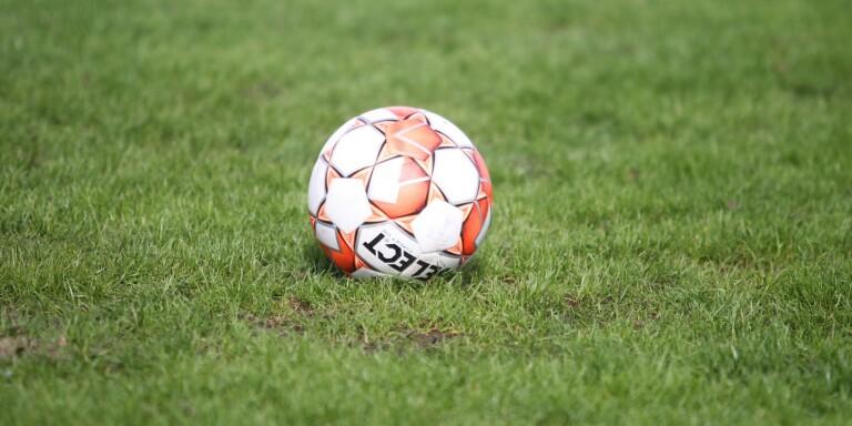 Genrebild fotboll.