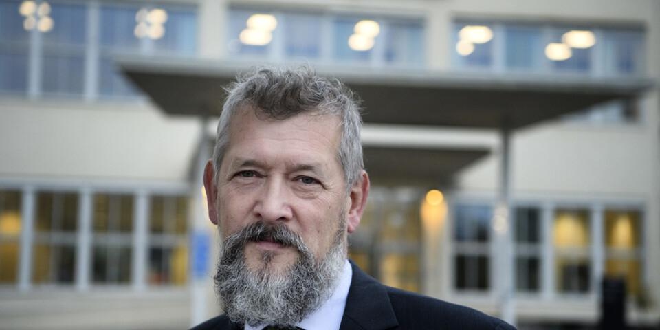 Nils Öberg, generaldirektör på Försäkringskassan. Arkivbild.
