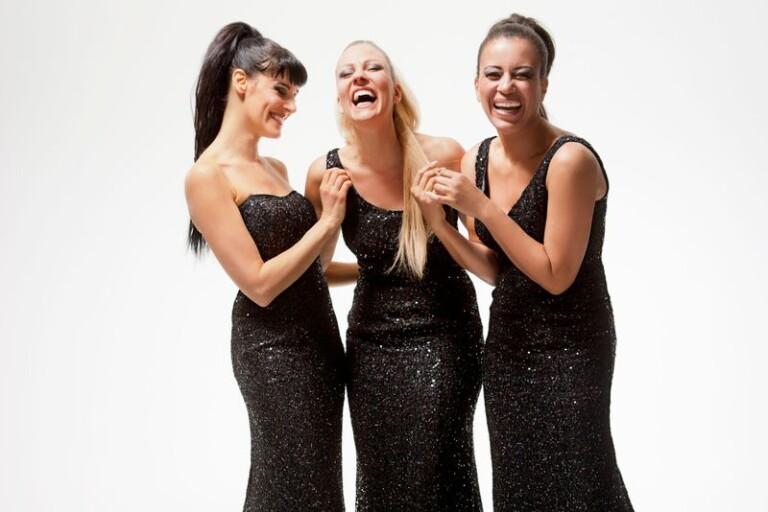 Caroline Gentele, Gabriella Lambert-Olsson, Jaqueline Miura.