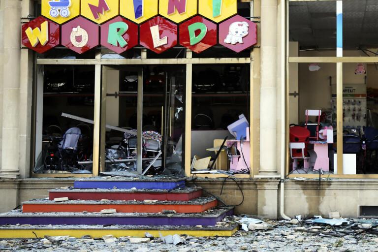 Flera döda trots eldupphör i Nagorno-Karabach