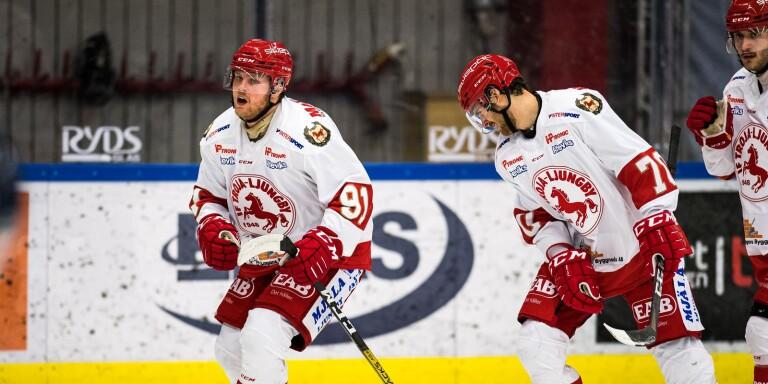 Emil Eriksson och de andra i Troja kommer inte att möta Halmstad på onsdagen.