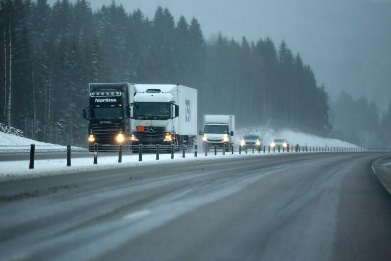 Prognosen: Då kan snön komma till Sjuhärad