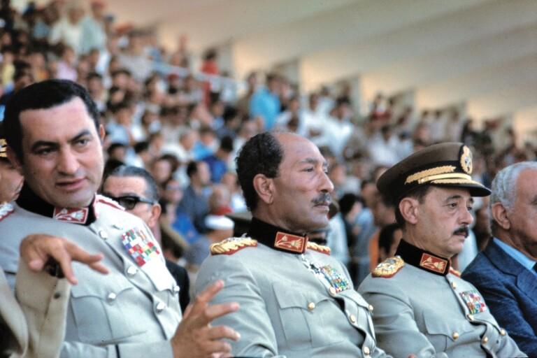 För drygt 40 år sedan banade Egypten väg för arabiskt erkännande av Israel