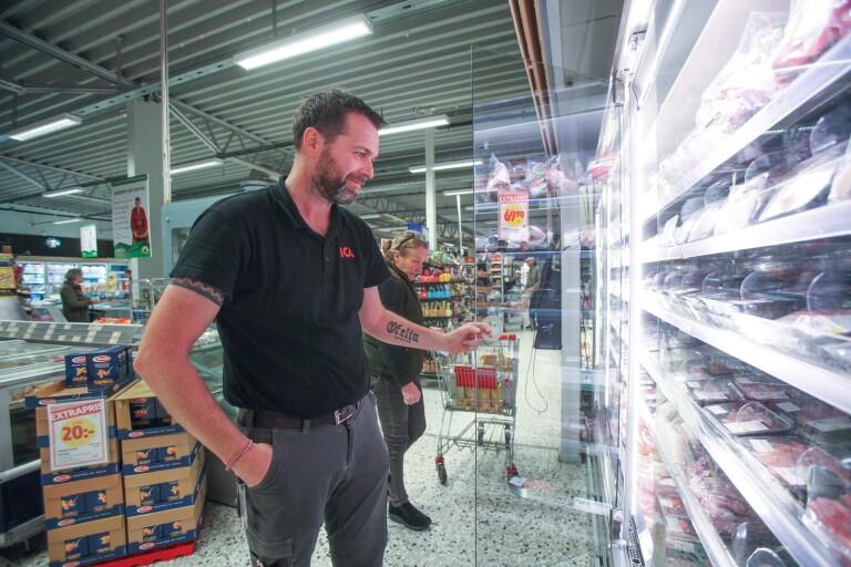 ICA Supermarket i Brösarp byter kostym