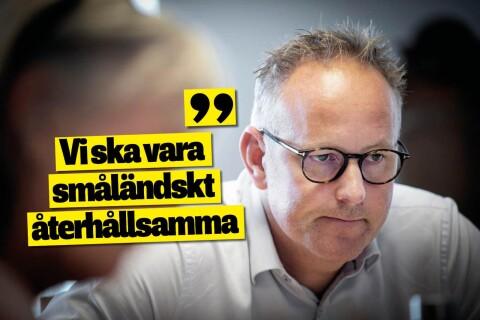 Persson ryter ifrån efter Barometerns avslöjande