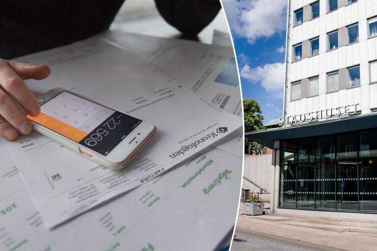 """Boråsarnas skulder förväntas öka under hösten – kommunen ser fler fall: """"Kan slå hårt"""""""