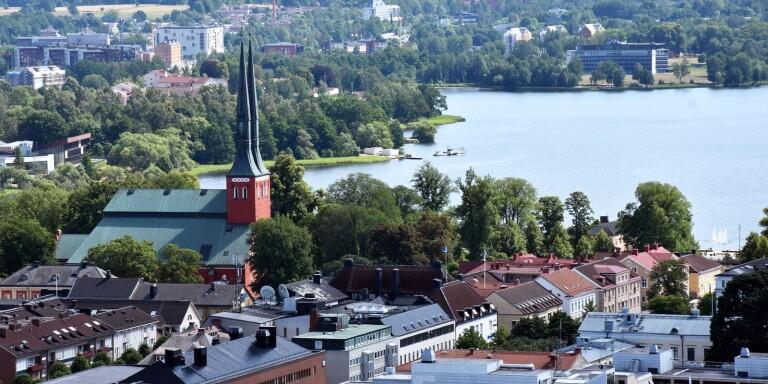 Tio nya verksamheter öppnar i Växjö city