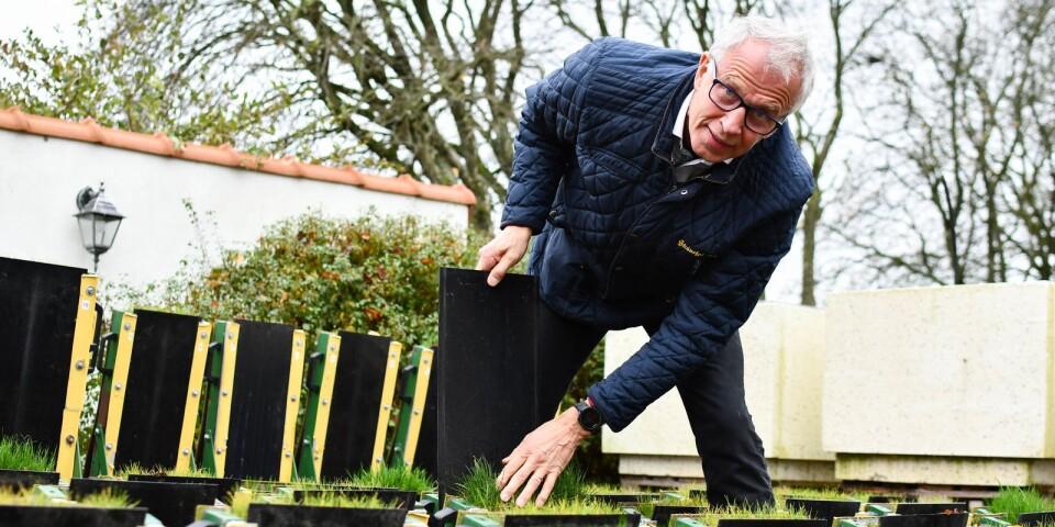 Sven-Olof Bernhoff utvecklade sina entreprenörsegenskaper redan i unga år när han bland annat var drivande i att göra svensk mark till en arena för traktorpulling. Idag är det ett entreprenörskap med fokus på miljö och hållbarhet som gäller och Sven-Olof har tagit sig till regionfinal i den prestigefyllda tävlingen Entrepreneur of the Year.