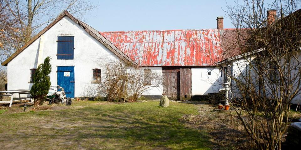 Tjocka Tanten, Magdalena och Svens kafé på gården Tistelhof i Everöd är stängt, men förhoppningen är öppna igen nästa år.