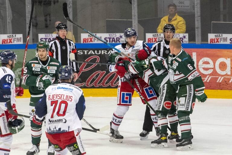 Tingsryd föll ihop i tredje – förlorade mot Västervik