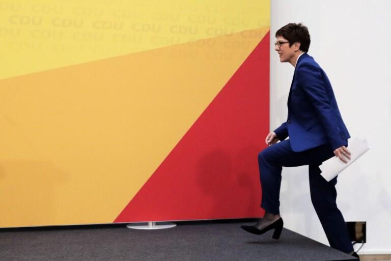 Tyskland skakade till