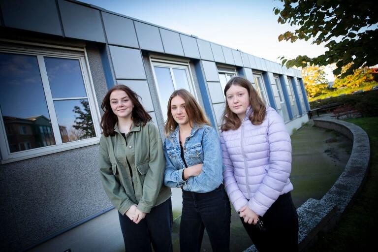 Eleverna vill ha roligare skolgård – bjöd in politiker