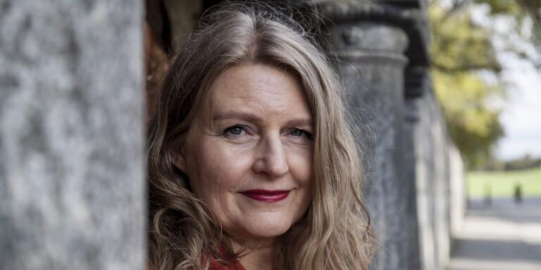 """Eva Gussarsson: """"Jag ville skriva en spänningsroman med mycket hjärta och värme"""""""