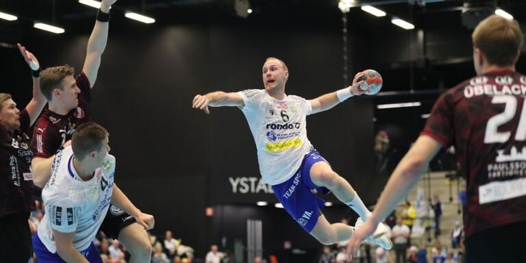 YIF möter Lugi i Ystad Arena.
