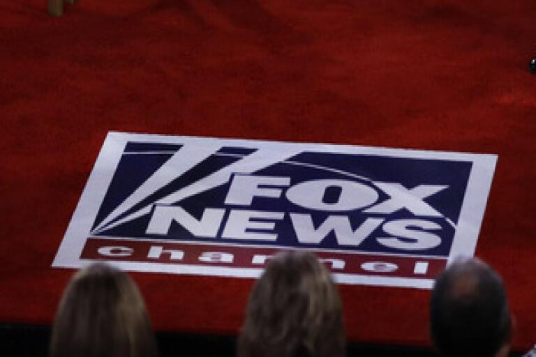 Fox News ber om ursäkt. Arkivbild.
