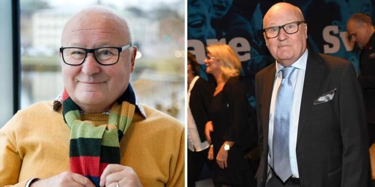 Förre landshövdingen Lars-Åke Lagrell har avlidit