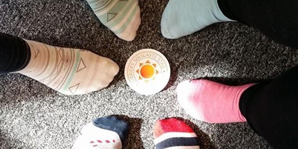 Blekinge rockar sockor – här är läsarnas bilder BLT