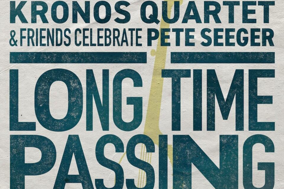 Nya skivan med Kronos Quartet.
