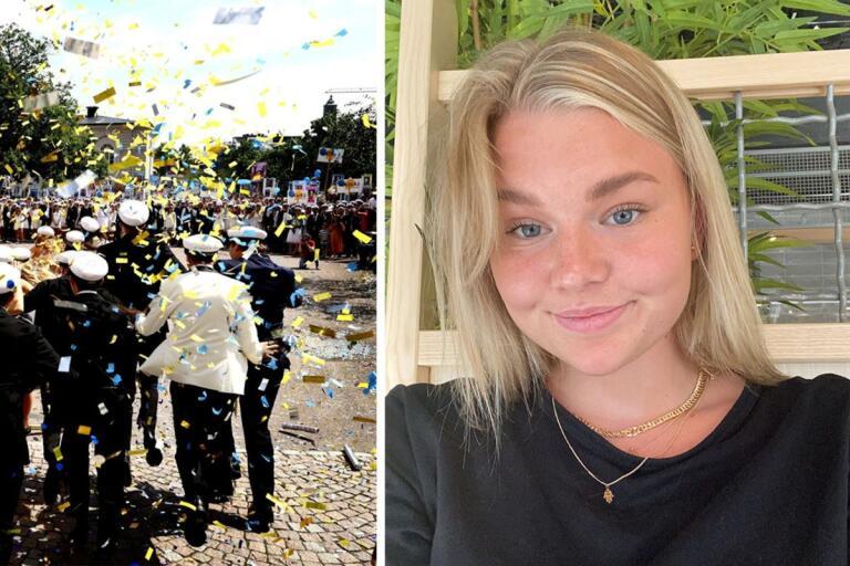 """Kalmarstudent: """"De flesta studenter förstår allvaret med corona"""""""