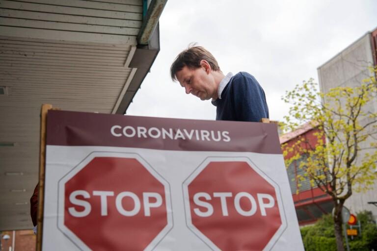 """Kronoberg: Klar ökning av coronasmitta: """"Ökning den senaste veckan"""""""