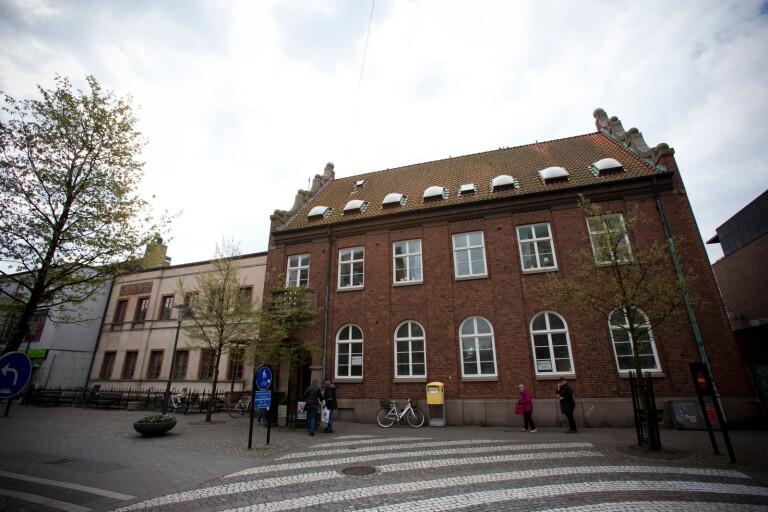 Banken stoppade försäljningen av Malmroshuset