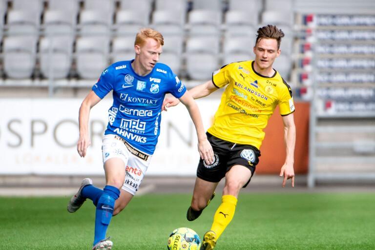 Wilhelm Ärlig förlänger med Norrby IF.