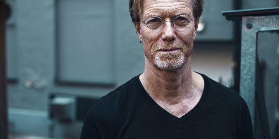 """I """"Sovsågott"""", den tionde boken om Stockholmspolisen Ewert Grens, handlar mycket om utredarens besatthet."""