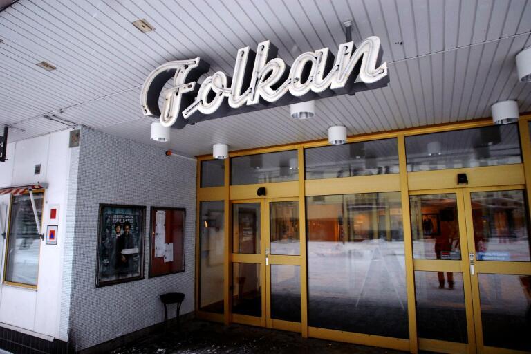 Biografen Folkan i Nybro.