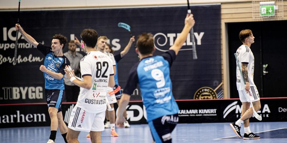 Filip Forman gjorde fyra mål mot Falun. Arkivfoto.