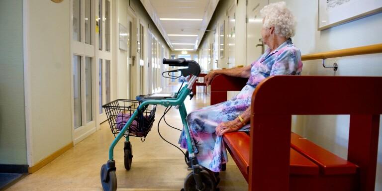 Besöksförbudet på äldreboenden hävs den 1 oktober