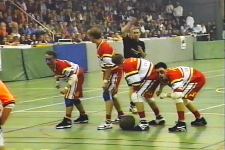1996: Här ser du matcherna i skolrugbyn
