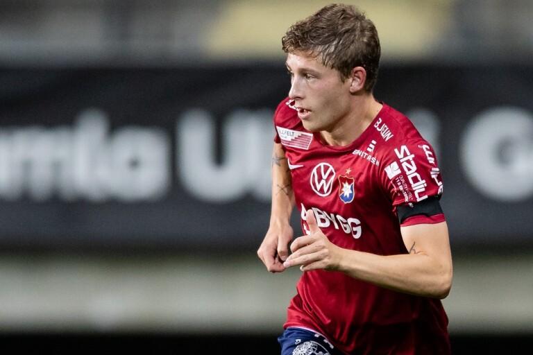 Anton Andreasson lämnade Öster – blev assistkung