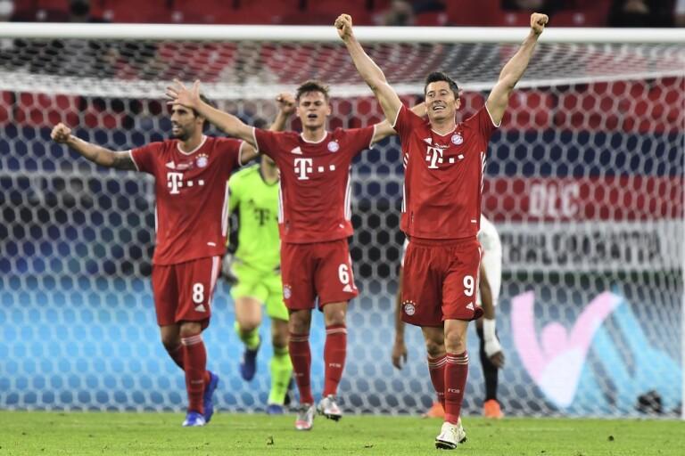 Sviten bruten – men Bayern vann ändå