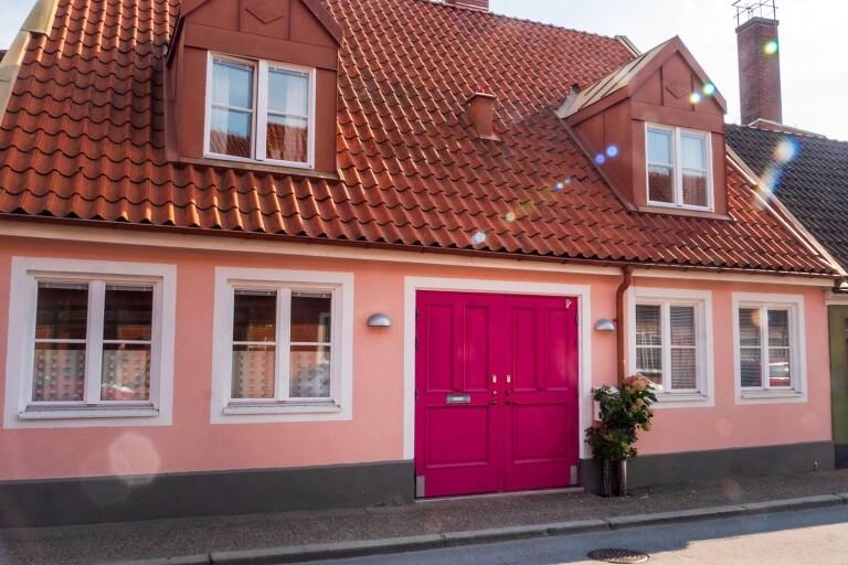 Ystads mest omtalade hus kan bli ditt