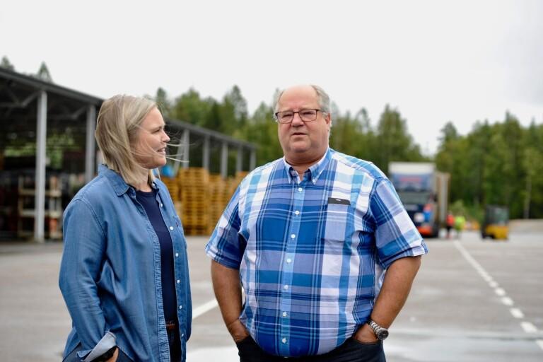 Vill bygga ett företagshotell och södra Sveriges första tankstation för vätgas