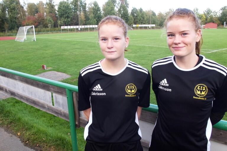 Tvillingarna Zakrisson drömmer om division 1