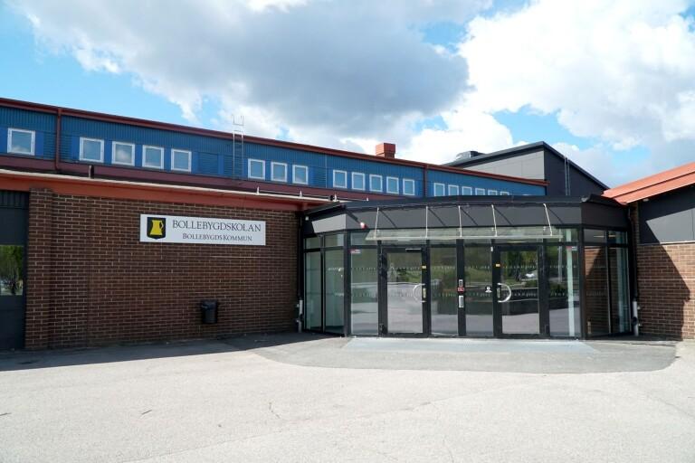 Den nuvarande Bollebygdskolan räcker inte till. En ny skola behöver byggas i Bollebygd.
