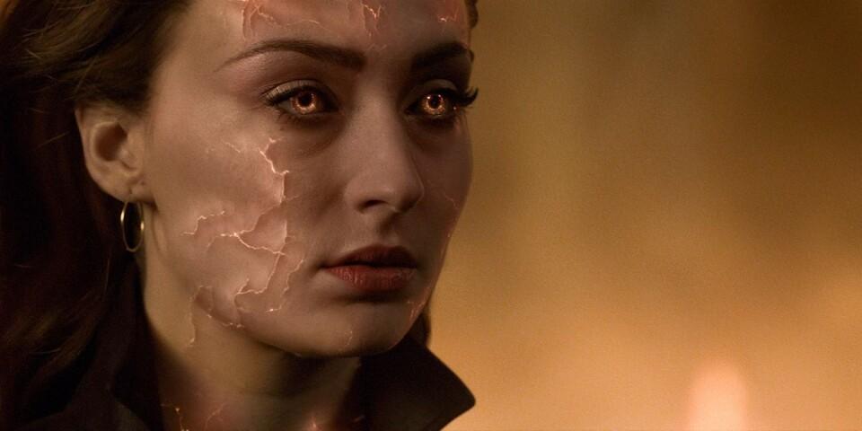 """Jean Grey (Sophie Turner) blir den mäktigaste av alla mutanterna i """"X-men: Dark Phoenix""""."""