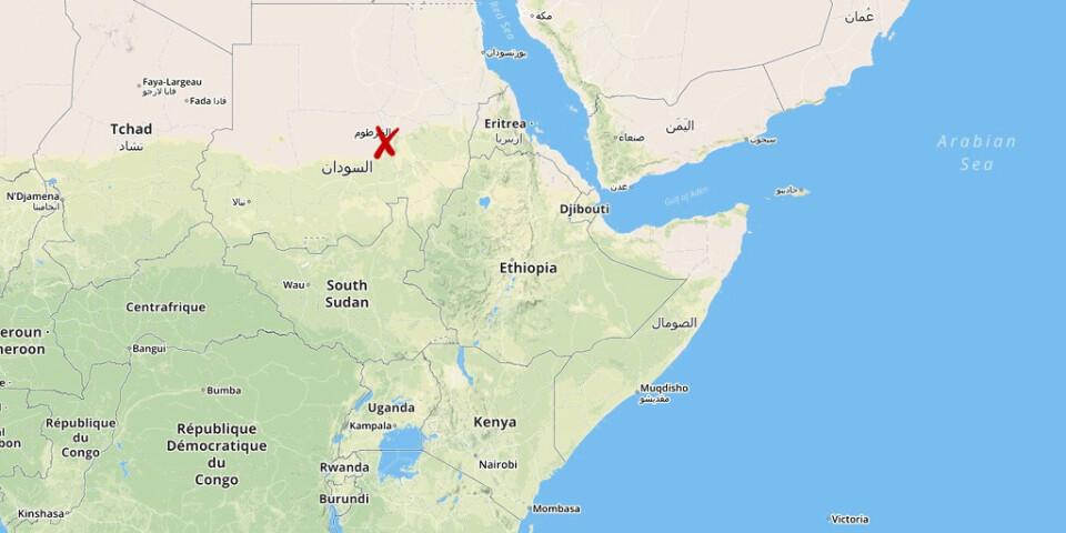 16 människor har omkommit i en brand i Sudans huvudstad Khartoum.
