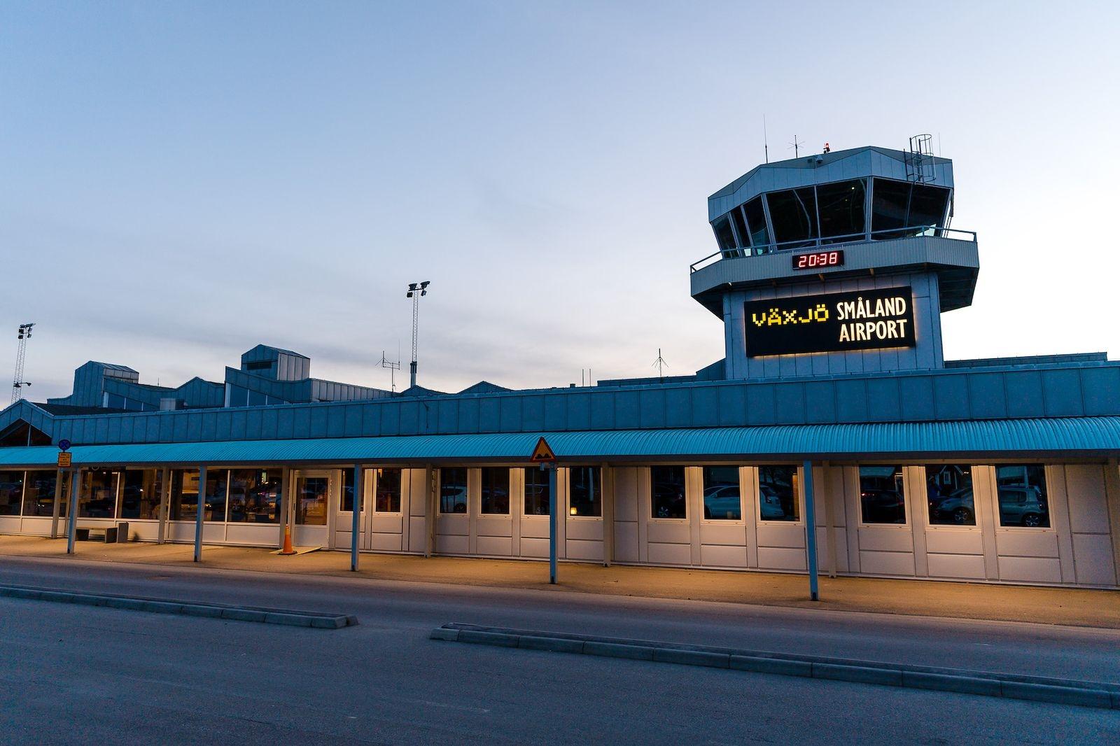 Mer pengar till Småland Airport – frågan är om det räcker