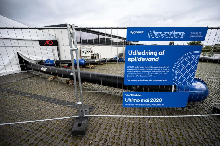 I söndags stoppades beslutet att under fem dagar släppa ut 290|000 kubikmeter avloppsvatten i Öresund från bland annat Köpenhamns kommun. Pumpstationen i Skovshoved norr om Köpenhamn ligger i höjd med Barsebäck på den svenska sidan Öresund.