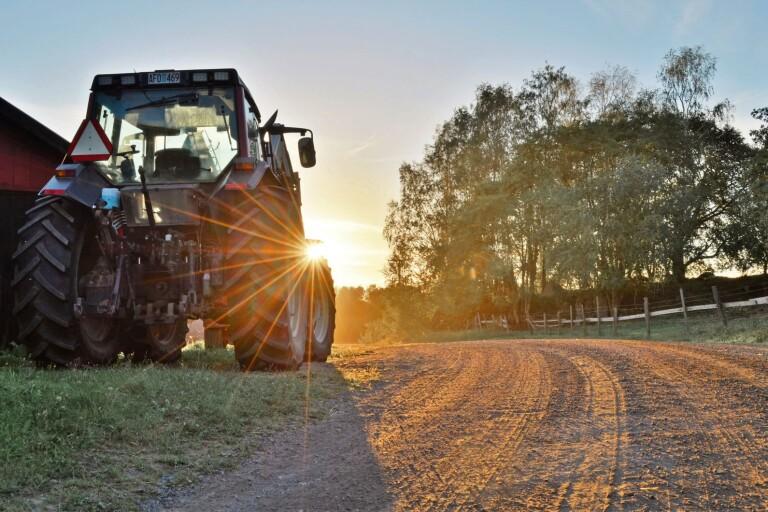 Brott: Inbrott i ladugård – försökte stjäla traktor