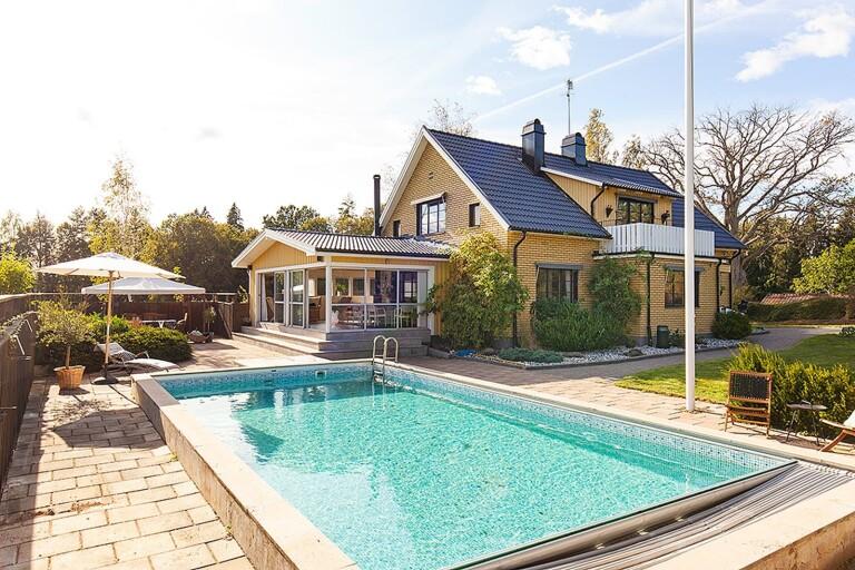 Klicktoppen: Hus med pool lockar mest