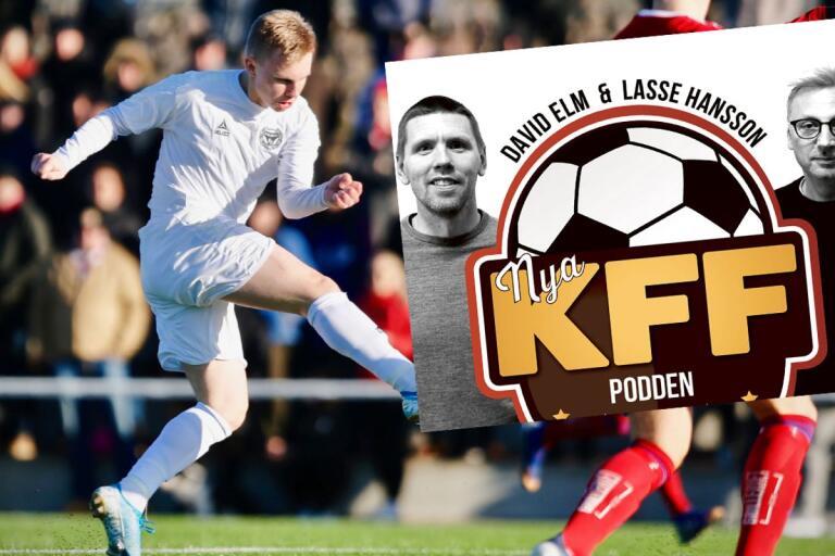 KFF-podden: 18-årige Isak Jansson tog chansen