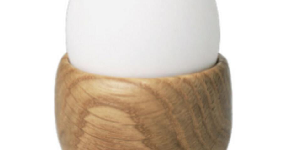 Äggkopp, Menageri av Kay Bojesen, Royal Design, 349 kr för ett par.
