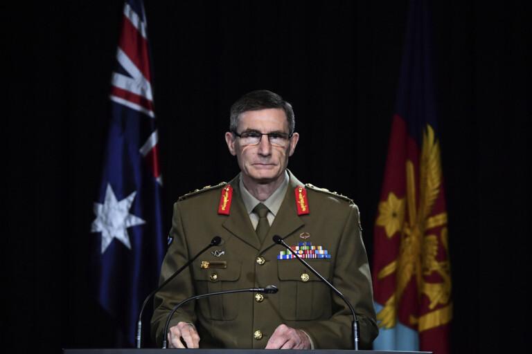 Civila mördades av australiska soldater