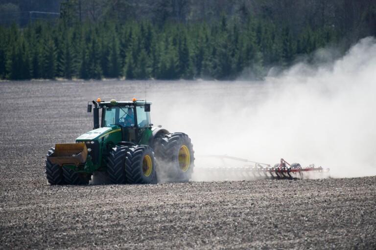 Holmgren: Blir EU:s jordbrukspolitik ett hinder?